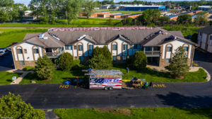 Townhome association roofing contractor