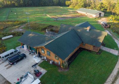 new roof installation Island Lake
